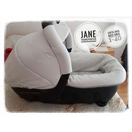 jane transporter 2:capota, colcha y capazo conforme presupuesto whatsapp