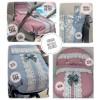 Silla y capazo y grupo 0: capotas, bolsos, sacos, fundas, etc. Modelo 02-116