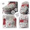 Silla y capazo y grupo 0: capotas, bolsos, sacos, fundas, etc. Modelo 02-23