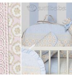 Bolso Maternal Canastilla 551 (Sólo disponible en ROSA)