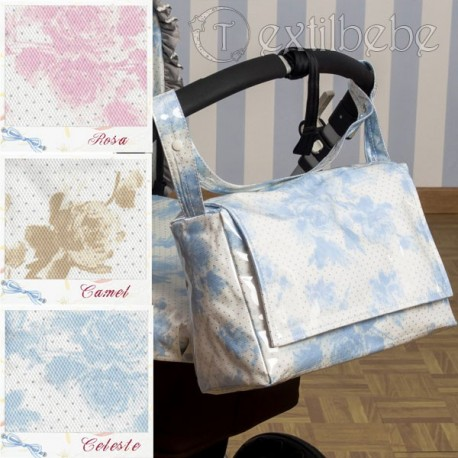 bolsos silla paseo plastificado