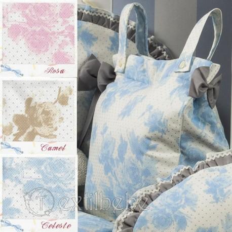Colección 552 artesanía: bolso silla paseo