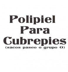 Polipiel Para Cubrepies de Saco Grupo 0 o Silla de Paseo