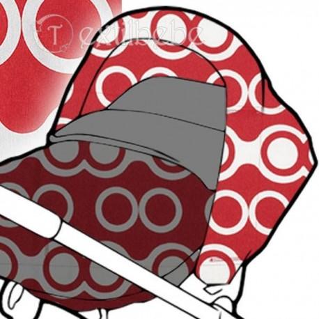 Capota Grupo 0| Maxicosi Oslo Rojo