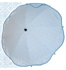 Sombrilla + Flexo Universal Bonny Azul