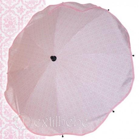 Sombrilla + Flexo Universal Bonny Rosa