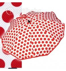 Sombrilla + Flexo Universal Topins Rojo