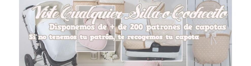 Viste Cualquier Silla o Cochecito