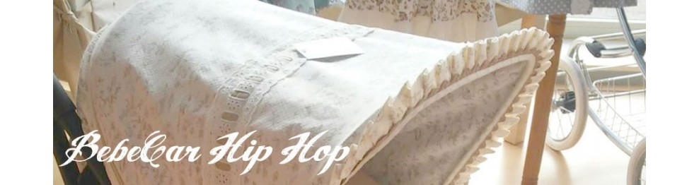 Capotas BebeCar Hip Hop