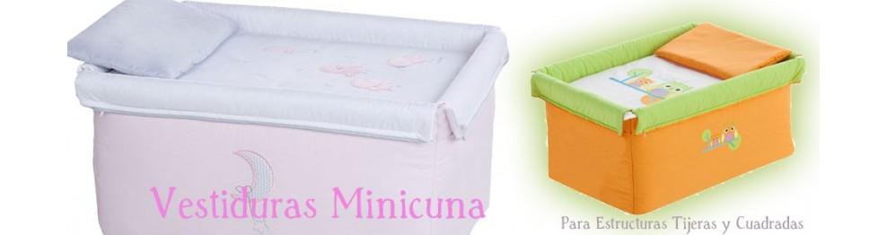 Vestiduras Minicuna