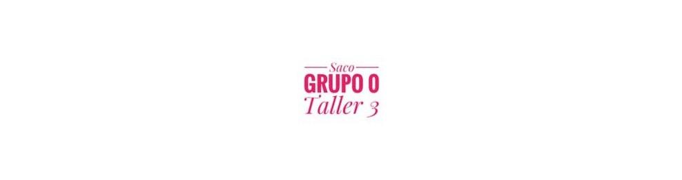 Sacos Maxicosi TALLER 3