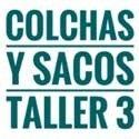 Colchas y Sacos Taller 3