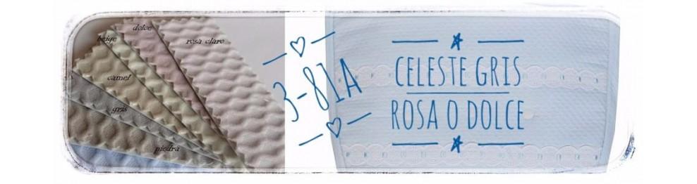 3-81A Celeste/Rosa/Gris/Dolce (con Blanco)
