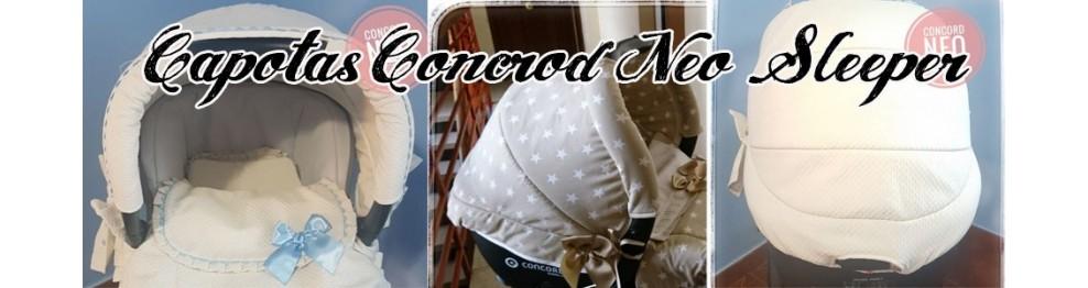Capotas Concord Neo Sleeper
