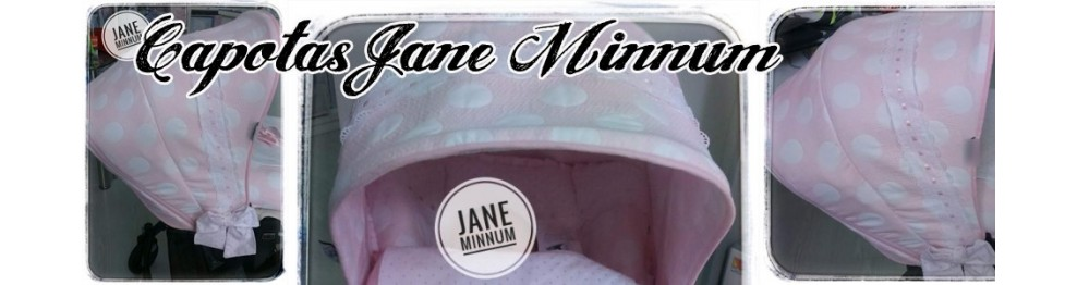 Capotas Jane Minnum