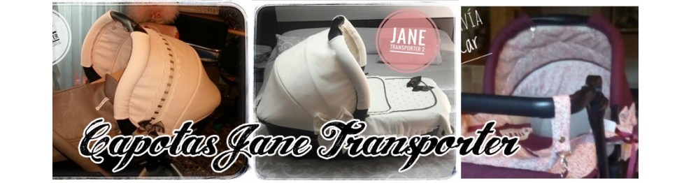 Capotas Jane Transporter