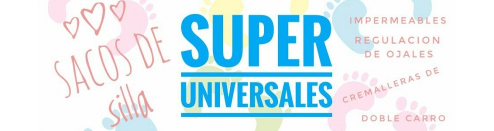 Saco Silla Universal Impermeable